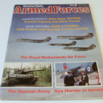 Armed Forces No 8 Magazine Ian Allan